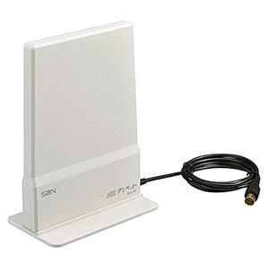 サン電子 地上デジタル放送専用室内アンテナ IDA-7C-IW