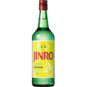 JINRO 25度 700ml 1本
