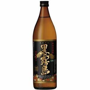 霧島酒造 乙 25° 黒霧島 芋