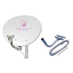 東芝 BS・110度CS デジタルアンテナ セット BCA-453AK