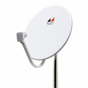 日本アンテナ BS・110°CSアンテナ 50cm型 右旋円偏波用 50BSR