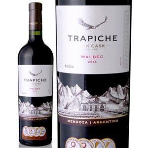 トラピチェ オークカスク マルベック 750ml (赤ワイン)
