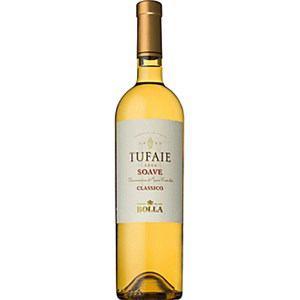 ボッラ ソアーヴェ クラッシコ トゥファイエ 白ワイン 750ml