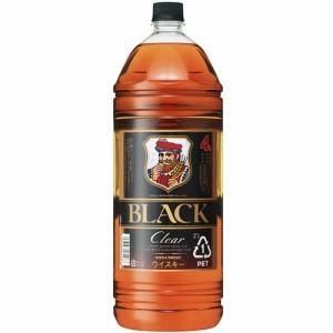 アサヒビール  ブラックニッカクリア ペット  4000ml