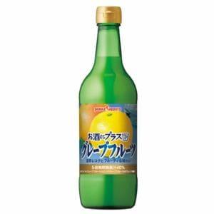 ポッカ お酒にプラス グレープフルーツ 540ml 1本