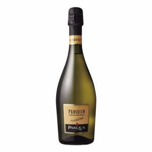 パスクァ プロセッコ・スプマンテ 白 750ml [イタリア/スパークリングワイン/辛口/ミディアムボディ/1本]