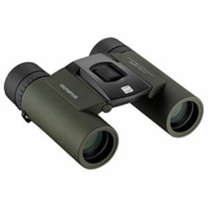 オリンパス 8X25WPIIGRN 8倍双眼鏡(フォレストグリーン)
