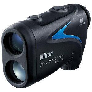 ニコン 携帯型レーザー距離計 「COOLSHOT 40i」[LCS40I]