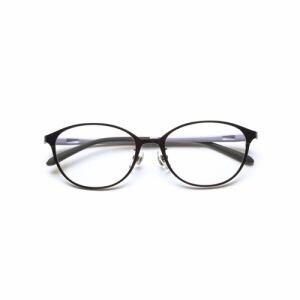 小松貿易 PG-708-NV 老眼鏡 ピントグラス 中度 ネイビー