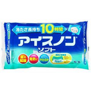 白元 アイスノンソフト 冷却枕 【衛生用品】