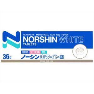 アラクス ノーシンホワイト錠 36錠 【指定第2類医薬品】
