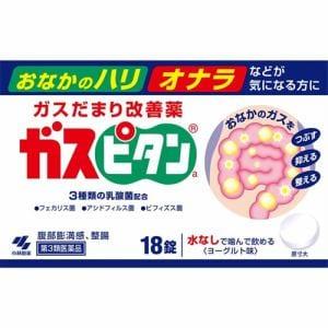 小林製薬 ガスピタン (18錠) 【第3類医薬品】