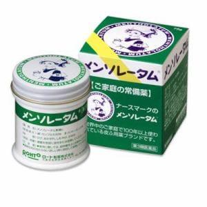 ロート製薬(ROHTO) メンソレータム軟膏c (75g) 【第3類医薬品】