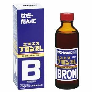 エスエス製薬 エスエス ブロン液L (120mL) 【第2類医薬品】