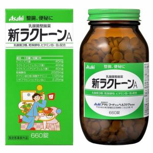 アサヒフードアンドヘルスケア(Asahi) 新ラクトーンA (660錠) 【指定医薬部外品】