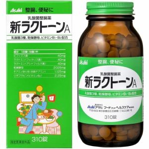 アサヒフードアンドヘルスケア(Asahi) 新ラクトーンA (310錠) 【指定医薬部外品】