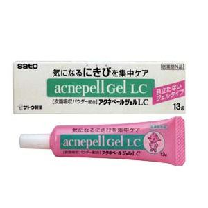 佐藤製薬 アクネペールジェルLC 13g 【医薬部外品】