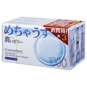 不二ラテックス めちゃうす 1000 ストレート M (12個入り×3箱) 【医療機器】