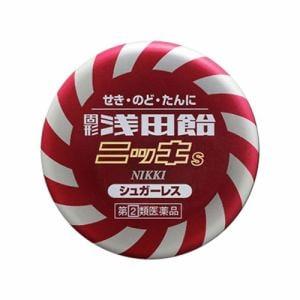 【指定第2類医薬品】 浅田飴 浅田飴固形ニッキS (50錠)