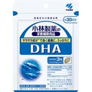 小林製薬 DHA 90粒 【健康補助】