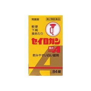 大幸薬品 セイロガン糖衣A 84錠 【第2類医薬品】