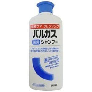 LION 【バルガス】薬用シャンプー(200ml)