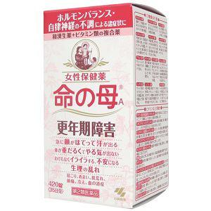 【第2類医薬品】 小林製薬 命の母A (420錠)