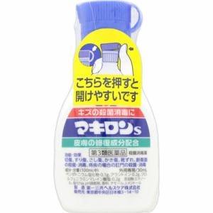 第一三共ヘルスケア マキロンS 30ml【第3類医薬品】