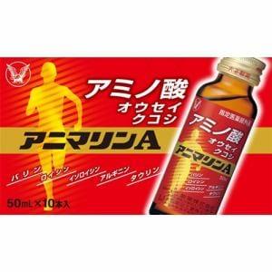 大正製薬 アニマリンA 50mL×10本 【医薬部外品】