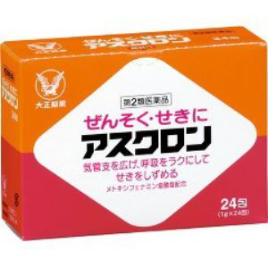 大正製薬 アスクロン 24包 【第2類医薬品】