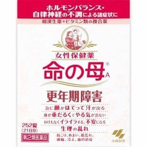 【第2類医薬品】 小林製薬 命の母A (252錠)