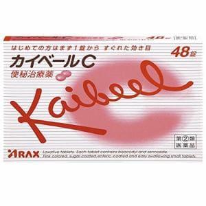 アラクス(ARAX) カイベールC 48錠 【指定第2類医薬品】
