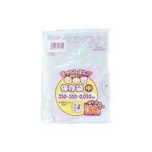 日本サニパック株式会社 きっちんばたけ 保存袋 中サイズ 100枚入り