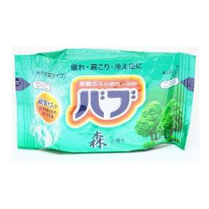 花王 バブ 森の香り (1錠入)  【日用消耗品】