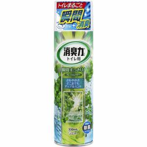 エステー トイレの消臭力スプレー アップルミント330ml 【日用消耗品】