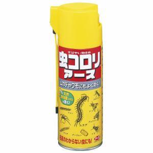 アース製薬 虫コロリアース(エアゾール) 300ml 【日用消耗品】