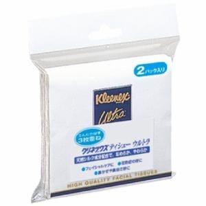 日本製紙クレシア クリネックスティシュ ウルトラ ポケット (15組X2)