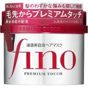 資生堂(SHISEIDO)フィーノ プレミアムタッチ 浸透美容液ヘアマスク (230g)