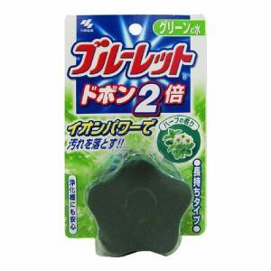 小林製薬 ブルーレットドボン2倍 ハーブの香り グリーンの水 【日用消耗品】