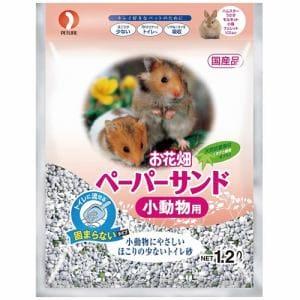 ペットライン PS‐12 ペーパーサンド 小動物用  1.2L