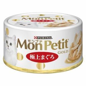 ネスレ日本  モンプチ ゴールド缶 極上まぐろ  70g