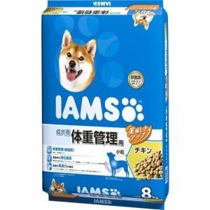 マース アイムス 成犬用 体重管理用 チキン小粒 8kg