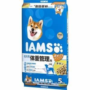 マース アイムス 成犬用 体重管理用 チキン小粒 5kg