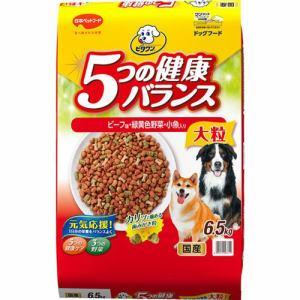 日本ペットフード ビタワン 5つの健康バランス ビーフ味・野菜入り 6.5kg