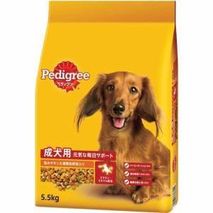 マース ペディグリー ドライ 成犬用 チキン&緑黄色野菜入り 5.5kg