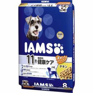 マース アイムス 11歳以上用 毎日の健康ケア チキン小粒 8kg
