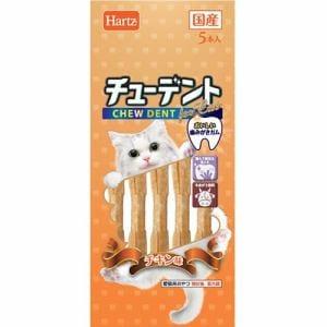 ハーツ チューデント for Cat チキン味 5本入