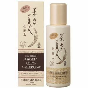 日本盛 米ぬか美人 化粧水 120ml