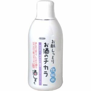 東京企画販売 トプラン さっぱりと潤う 酒しずく 500ml