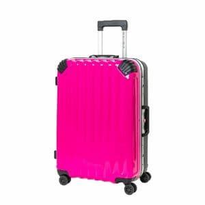 ロジェールジャパン FE-0770-60 ハードキャリーケース FANTASTICEVOLUTION  ピンク